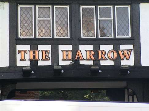 The Harrow, Cheam VIillage